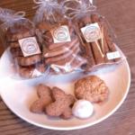 あきる野「atelier-yobow(アトリエヨーボー)」 クッキー販売再開 12月限定でジンジャークッキー、シュトレンを販売