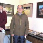 開店10年 写真愛好家の発表の場に あきる野 ギャラリー冬眠鼠